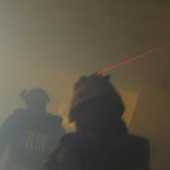 laser fog